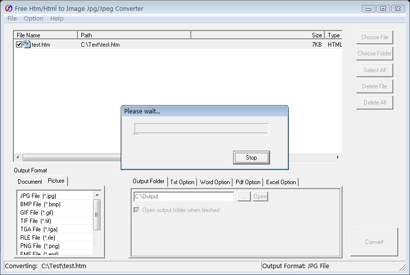 See more of Free Htm to Image Jpg Converter